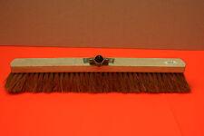 Balai Noix de Coco Marron Longueur 60 cm douille acier zingué Ø int. 28 mm.NEUF