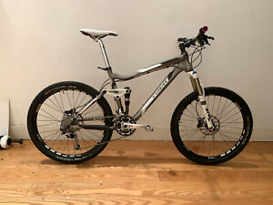 Trek EX9  full suspension Mountain bike 2010