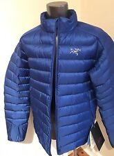 Arc'teryx CERIUM LT Down JACKET For Men Blue Size M 850 Fill Goose Down NWT