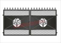 25 x XL Hi-Viz 80mm AMBER Reflectors Driveway Gate Fence Posts /& Trailer