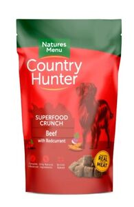 Natures Menu Country Hunter Superfood Crunch 1 x 1.2kg