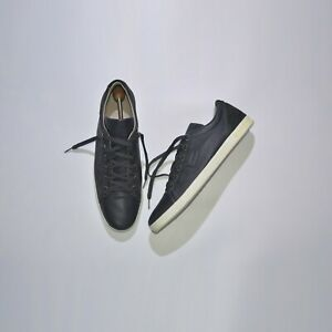 Dolce & Gabbana CS0861 Leather Shoes Sneakers Made in Indonesia Size 11
