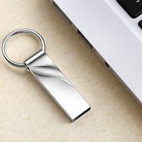 Les clés USB 32 Go en métal mémoire disque disque lecteur u pr voiture pc