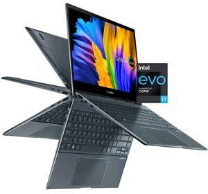 "ASUS UX363EA ZENBOOK 13.3"" Touch Core i7 Notebook 16gb Win 10 warranty till 2023"