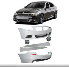 BMW 5 SERIES F10 SALOON M-TECHNIK M-SPORT M TECH BODY KIT BUMPERS SIDE SKIRTS
