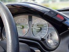 Honda Civic Crx Cr-x Del Sol 92-97 Anelli Alluminio Strumenti Strumentazione x4