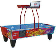 Gold Standard Games Gold Flare Prem Commercial Quality Coin-Op Air Hockey Table