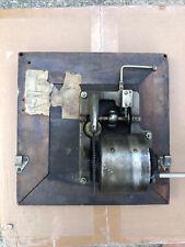 Victrola Motor, Motor Plate, Platter, Antique Parts