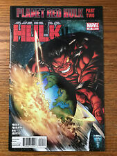 Hulk #35 Marvel Comics 2011 NM Jeff Parker Rulk 2008 Point One