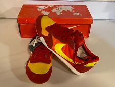 NIB : COLLECTIBLE 1985 NIKE FLAME MULYR/Y TRACK SPIKE SHOES SIZE 6 NWT, 2882