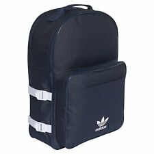 adidas Originals Backpack School Bag Sports Gym College Navy Rucksack Unisex NEW