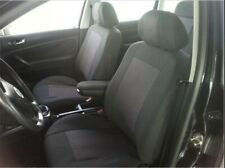 Pour Nissan Renault Dacia Housses Couvre Sieges Jeu Complet Luxe Noir