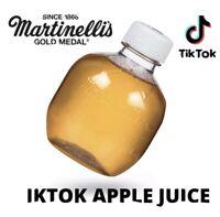 TIK TOK Martinelli's Martinelli 100% Apple Juice 10 Fl. oz  1 ONLY SHIPS ASAP