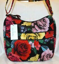 VERA BRADLEY Carryall Crossbody Shoulder Bag - HAVANA ROSE - NWT