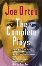 NEW The Complete Plays: Joe Orton by Joe Orton