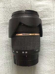 Tamron SP AF 28-75mm f/2.8 XR Di LD Aspherical (IF) Macro Sony A Mount Lens