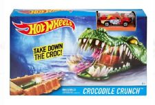 Hot Wheels Crocodile Crunch Play Set