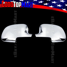 For Chevy AVALANCHE 2002 2003 2004 2005 2006 Chrome FULL Mirror Covers PAIR 2PC