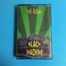 BLACK MACHINE - The Album (Rare Jazz Records Cassette Tape)
