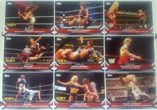 WWE 2016 DIVAS REVOLUTION The Best Matches 9  & Revolution Set 4 CARD SET  13