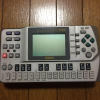 YAMAHA XG MIDI Music Digital Sequencer QY70