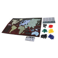 Risk Board Game - THE CONQUEST OF THE WORLD Complete War Strategy Chess Game