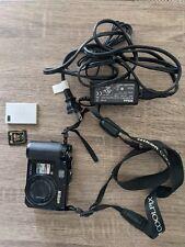 Nikon COOLPIX P6000 13.5MP Digital Camera - Black
