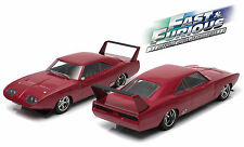 1:18 Greenlight Filmauto FAST & THE FURIOUS 6 DOM'S 1969 DODGE CHARGER DAYTONA