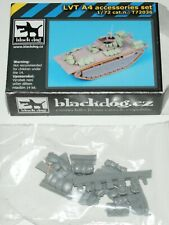 LVT A4 accessories set  (Dragon) von Blackdog in 1/72