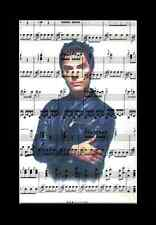 KELLY JONES Stereophonics  Vintage Sheet Music Art Print Upcycled & Unique