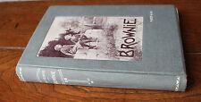 1909 Brownie Le Feuvre cartonnage livre enfant illustré enfantina Payot Dijon