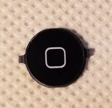 NEW High Quality Gloss Black Home Button for iPhone 4S A1387 A1431 - BLACK > USA