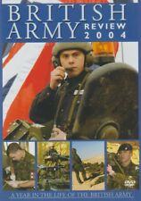 British Army Review 2004 (DVD, 2004, PAL) (Requires Multi-Region DVD Player)
