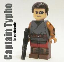 LEGO Custom - Captain Typho - Star Wars minifigures padme anakin skywalker