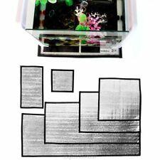 Reptile Heating Pad Reflective Aluminum Film Mat Brooder Incubator Lizard Warmer