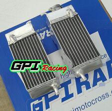 FOR HONDA CR125 CR250 CR125R CR 125R 1983 Aluminum radiator