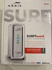 Motorola Arris SURFboard SB6183 Cable Modem DOCSIS 3.0 686 Mbps (16x4) - White