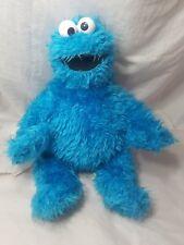 "Sesame Street Place Blue Cookie Monster Plush Stuffed Animal Toy 13"" (2007)"