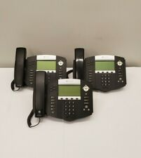 Polycom Soundpoint Ip 550 Sip 2201 12550 001 Lot Of 3