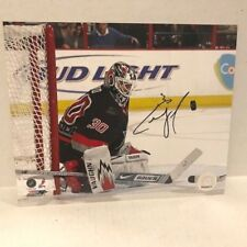 Cam Ward Signed Carolina Hurricanes 8x10 Stanley Cup Champion COA/Hologram