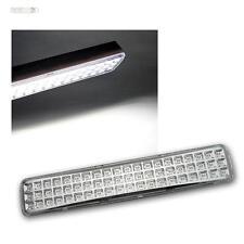 Luz De Emergencia Automática 60 LED Litio Pila Escape Leuche Iluminación 230V