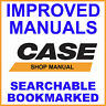 CASE 450 Backhoe Crawler TLB Dozer Tractor Factory Service Manual SEARCHABLE CD