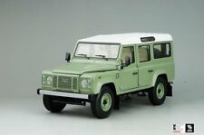 Car Model Land Rover Defender 110 Heritage Edition - 2015 1:18 (Green) + GIFT!!!