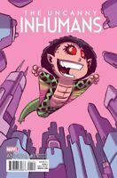 Uncanny Inhumans Annual #1 Skottie Young Variant | NM | Marvel Comics 2015