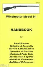 Winchester Model 94 Assembly Handbook Paperback – Illustrated January 1 2005
