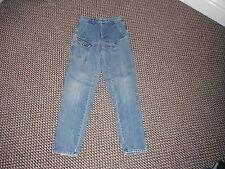 "Carrera tapered Jeans Waist 28"" Leg 30"" Faded Medium Blue Mens Jeans"
