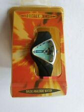 DOCTOR WHO DALEK ANALOGUE WATCH 2004 VINTAGE FACTORY SEALED GREAT SHAPE