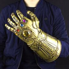 Thanos Infinity Gauntlet Glove Cosplay Infinity War The Avengers Costume NEW