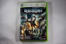 Dead Rising 1 (Microsoft Xbox 360) NEW Factory Sealed Near Mint Original