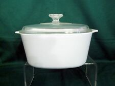 Corning Ware Winter Frost White 3 Liter Baking Dish + Lid – A-3-B